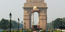 India Gate Delhi India