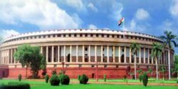 Parliament House In delhi
