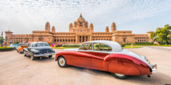 Maharajas-car-collection-at